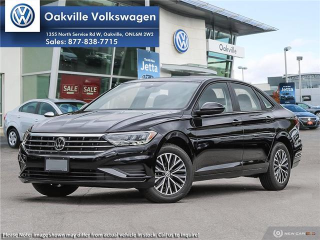 2020 Volkswagen Jetta Highline (Stk: 21791) in Oakville - Image 1 of 11