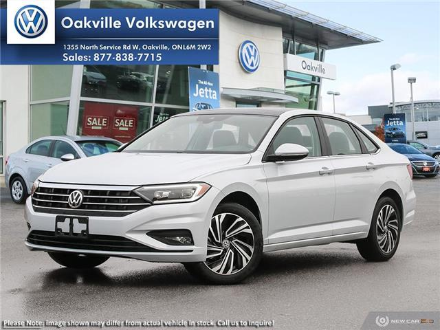 2020 Volkswagen Jetta Execline (Stk: 21799) in Oakville - Image 1 of 35