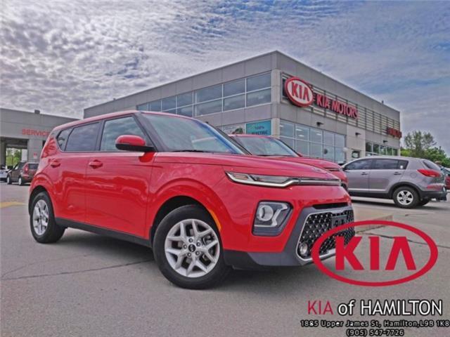 2020 Kia Soul EX (Stk: P10612) in Hamilton - Image 1 of 19