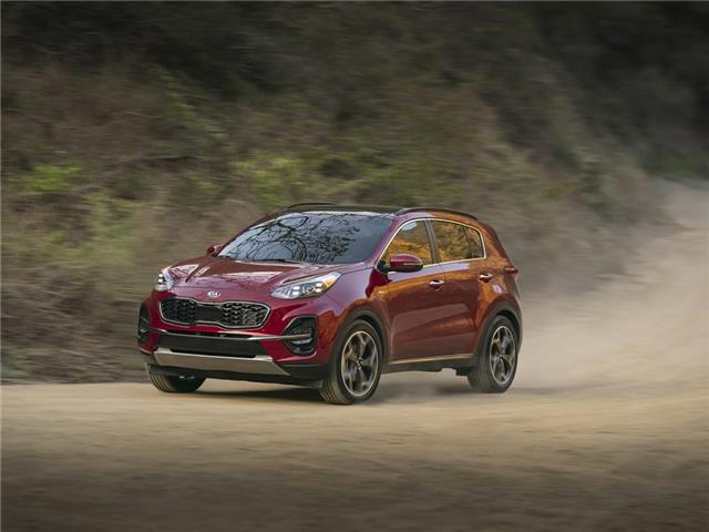2020 Kia Sportage SX (Stk: SP20068) in Hamilton - Image 1 of 7