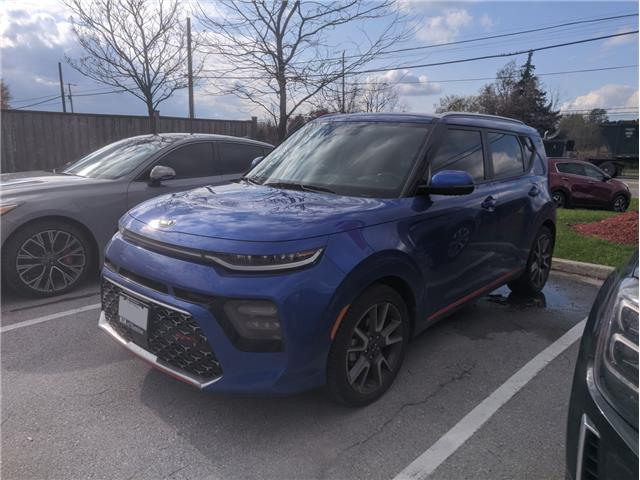 2020 Kia Soul GT-Line Limited (Stk: SO20075) in Hamilton - Image 1 of 4