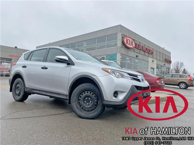 2013 Toyota RAV4 LE (Stk: SO20211A) in Hamilton - Image 1 of 19