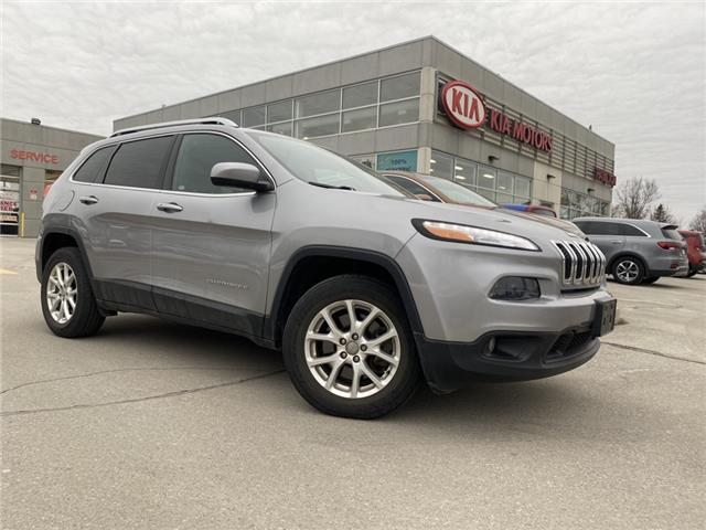 2015 Jeep Cherokee North (Stk: SD20016A) in Hamilton - Image 1 of 14