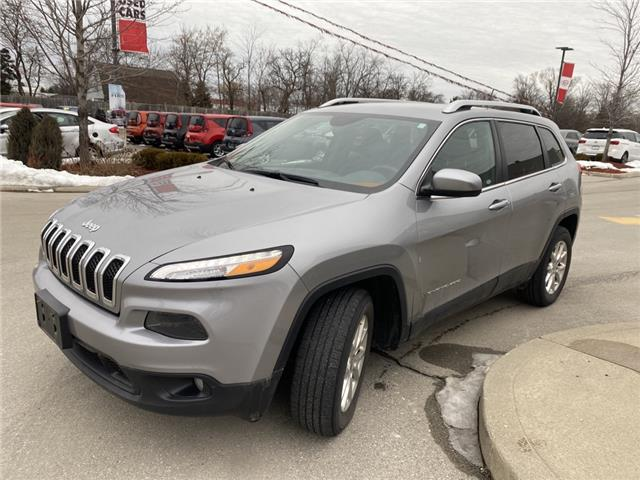 2015 Jeep Cherokee North (Stk: SD20016A) in Hamilton - Image 2 of 14