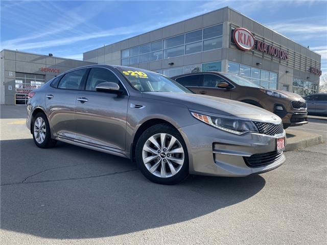 2018 Kia Optima EX Tech (Stk: P10587) in Hamilton - Image 1 of 17