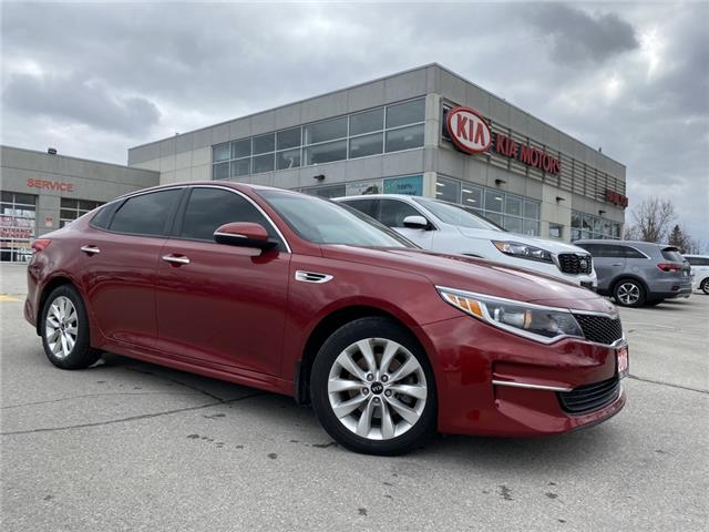 2016 Kia Optima LX+ (Stk: P10579A) in Hamilton - Image 1 of 10