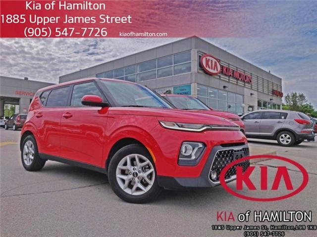 2020 Kia Soul EX (Stk: P10612) in Hamilton - Image 1 of 20