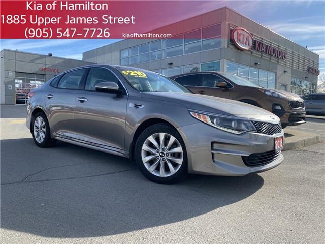 2018 Kia Optima EX Tech (Stk: P10587) in Hamilton - Image 1 of 18