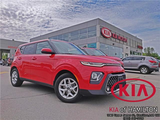 2020 Kia Soul EX (Stk: P10570) in Hamilton - Image 1 of 19
