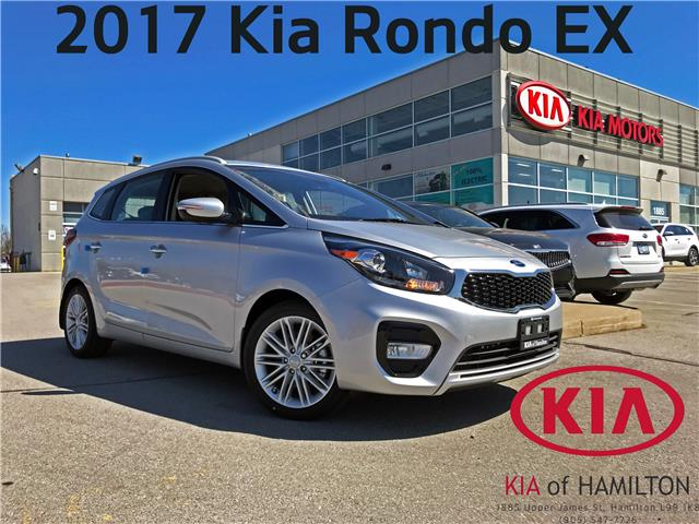 Used 2017 Kia Rondo EX DEMO | VERY WELL SERVICES | TONS OF SPACE - Hamilton - Kia of Hamilton