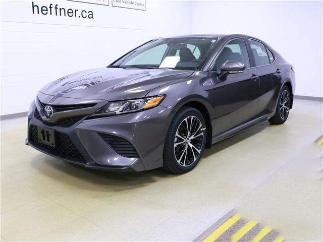 2020 Toyota Camry SE (Stk: 200355) in Kitchener - Image 1 of 3