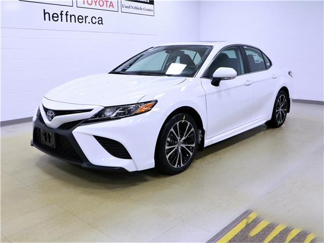 2020 Toyota Camry SE (Stk: 200802) in Kitchener - Image 1 of 5
