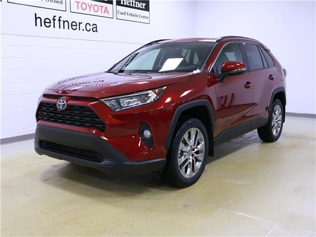 2020 Toyota RAV4 XLE (Stk: 200845) in Kitchener - Image 1 of 5