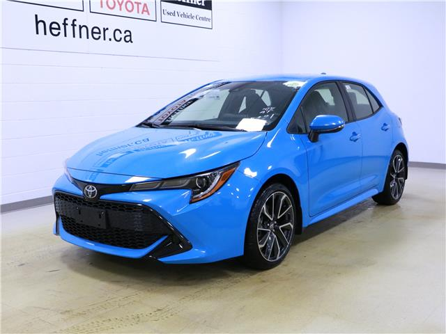 2020 Toyota Corolla Hatchback Base (Stk: 200975) in Kitchener - Image 1 of 5