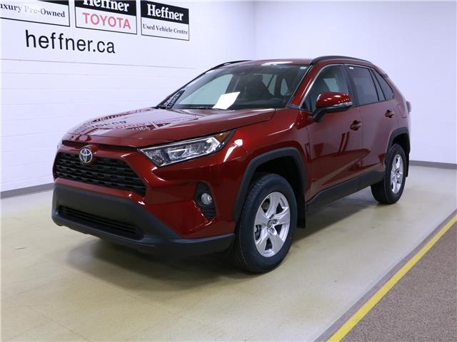 2020 Toyota RAV4 XLE (Stk: 201030) in Kitchener - Image 1 of 5