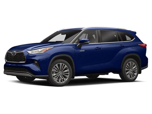2020 Toyota Highlander Hybrid XLE (Stk: 201158) in Kitchener - Image 1 of 2