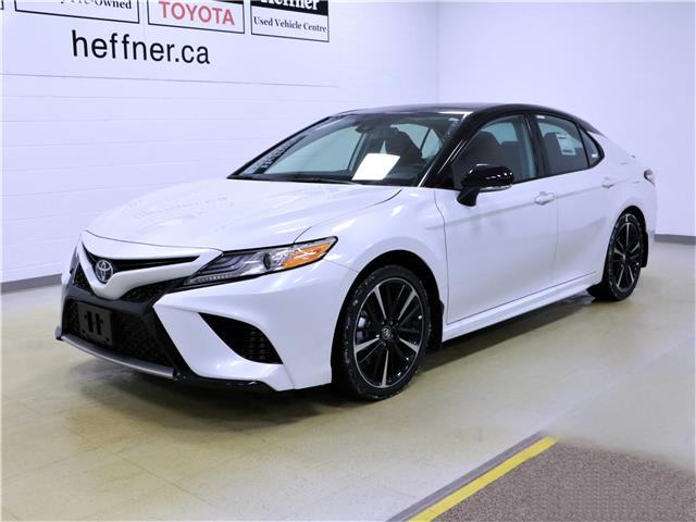 2020 Toyota Camry XSE (Stk: 201155) in Kitchener - Image 1 of 5