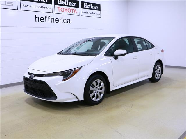 2020 Toyota Corolla LE (Stk: 201176) in Kitchener - Image 1 of 5