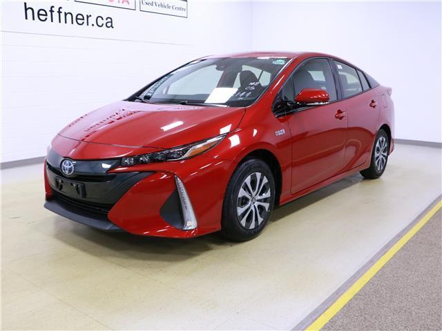 2020 Toyota Prius Prime Upgrade (Stk: 201063) in Kitchener - Image 1 of 3