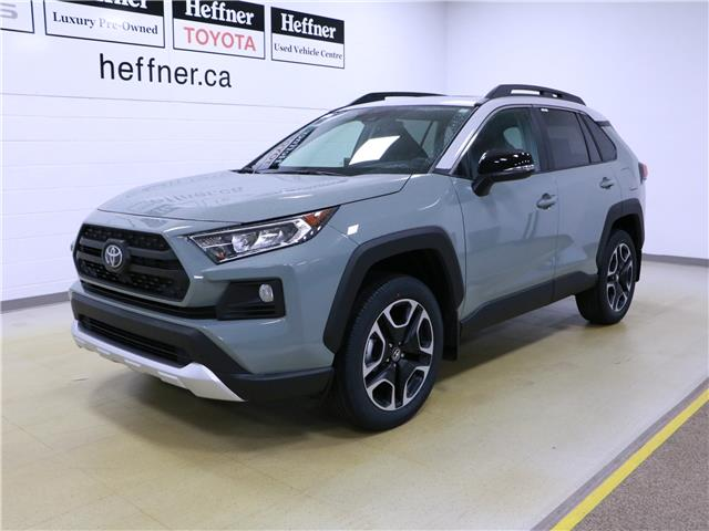2020 Toyota RAV4 Trail (Stk: 201103) in Kitchener - Image 1 of 5