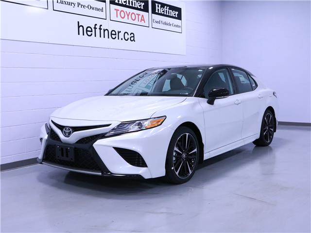 2020 Toyota Camry XSE (Stk: 201037) in Kitchener - Image 1 of 4