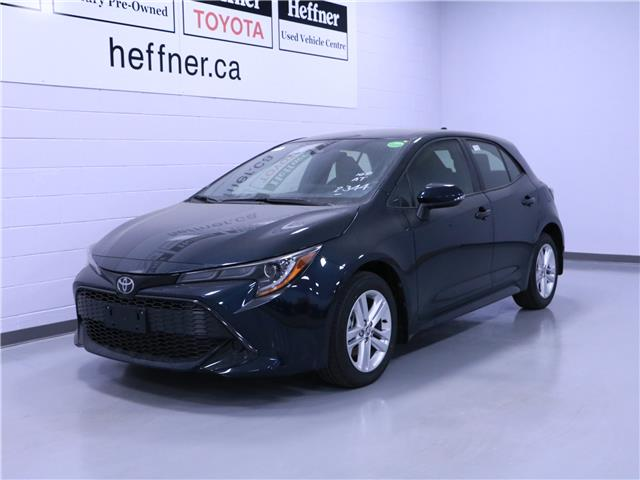 2020 Toyota Corolla Hatchback Base (Stk: 201163) in Kitchener - Image 1 of 4