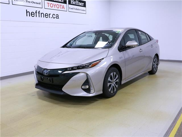 2020 Toyota Prius Prime Upgrade (Stk: 201216) in Kitchener - Image 1 of 5