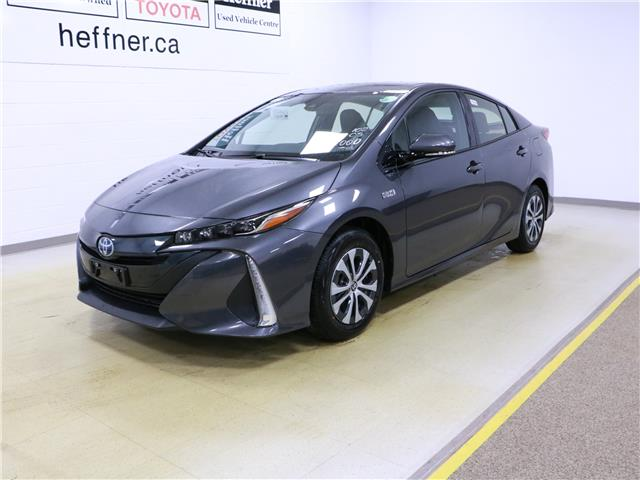 2020 Toyota Prius Prime Upgrade (Stk: 201255) in Kitchener - Image 1 of 3