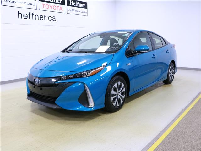 2020 Toyota Prius Prime Upgrade (Stk: 201302) in Kitchener - Image 1 of 3
