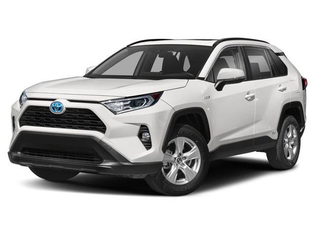 2020 Toyota RAV4 Hybrid LE (Stk: 201342) in Kitchener - Image 1 of 9