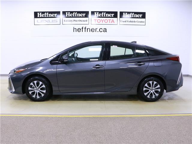 2020 Toyota Prius Prime Upgrade (Stk: 201328) in Kitchener - Image 1 of 3