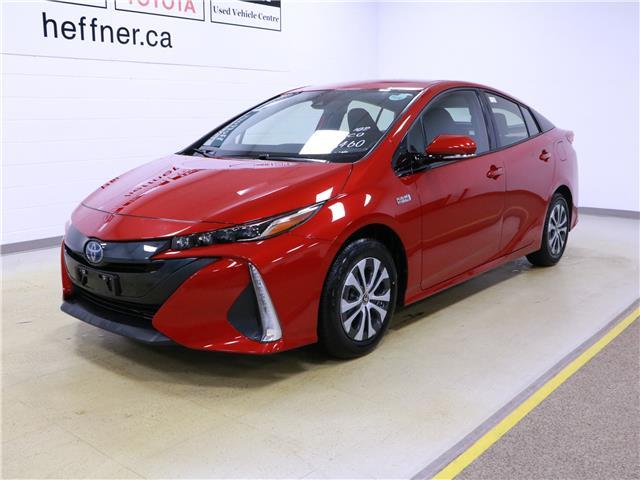 2020 Toyota Prius Prime Base (Stk: 201332) in Kitchener - Image 1 of 5