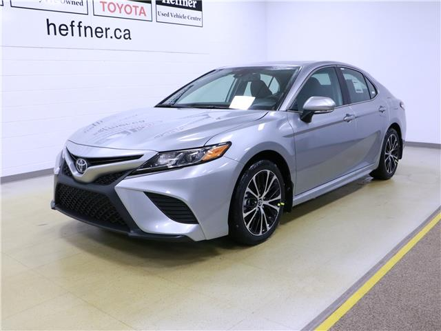 2020 Toyota Camry SE (Stk: 201373) in Kitchener - Image 1 of 5