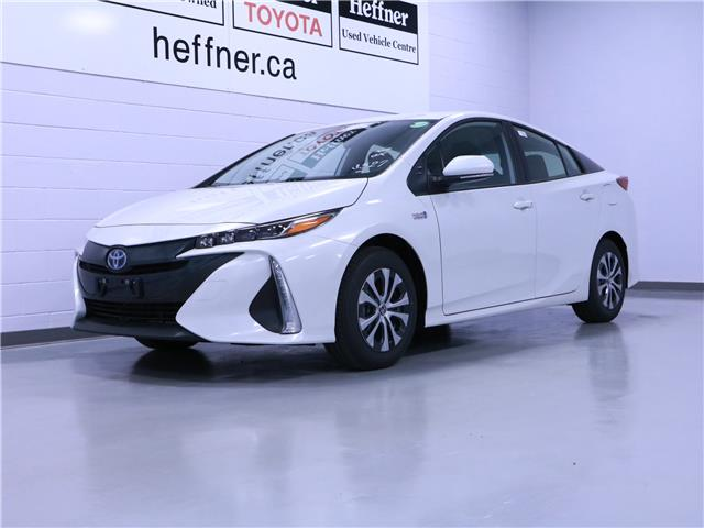 2020 Toyota Prius Prime Base (Stk: 210010) in Kitchener - Image 1 of 4