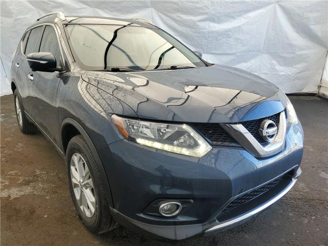 2016 Nissan Rogue SV (Stk: IU1748) in Thunder Bay - Image 1 of 16