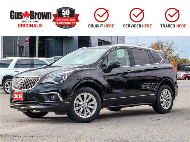 2018 Buick Envision Essence (Stk: D028342T) in WHITBY - Image 1 of 27