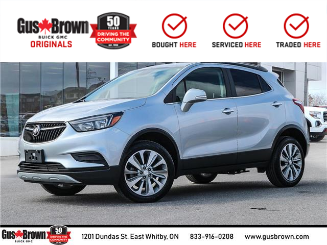 2018 Buick Encore Preferred (Stk: B553050T) in WHITBY - Image 1 of 28