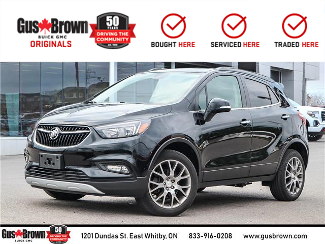 2017 Buick Encore Sport Touring (Stk: B115090T) in WHITBY - Image 1 of 29