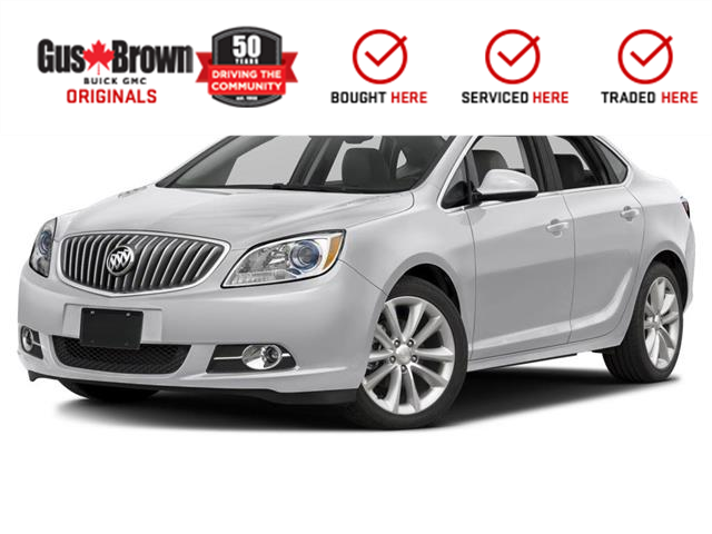 2017 Buick Verano Leather (Stk: 4112869T) in WHITBY - Image 1 of 9