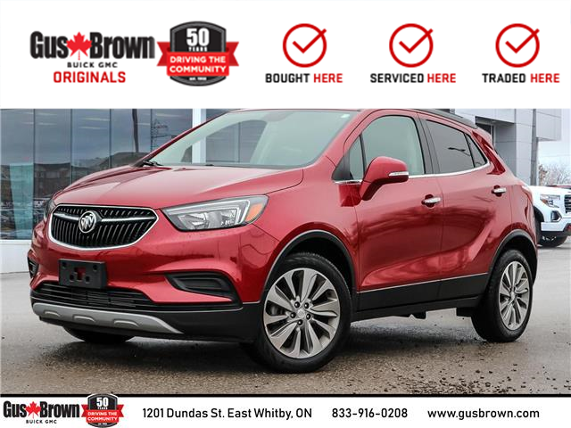 2018 Buick Encore Preferred (Stk: B659998T) in WHITBY - Image 1 of 28