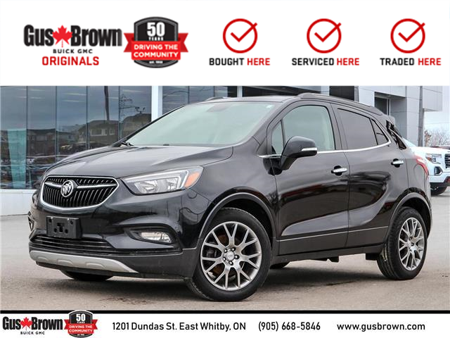 2017 Buick Encore Sport Touring (Stk: B165504T) in WHITBY - Image 1 of 30