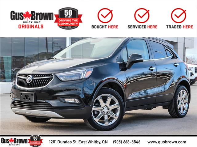 2018 Buick Encore Essence (Stk: B651133T) in WHITBY - Image 1 of 30