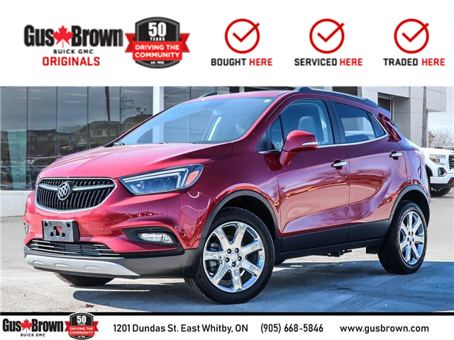 2019 Buick Encore Essence (Stk: B935724P) in WHITBY - Image 1 of 28