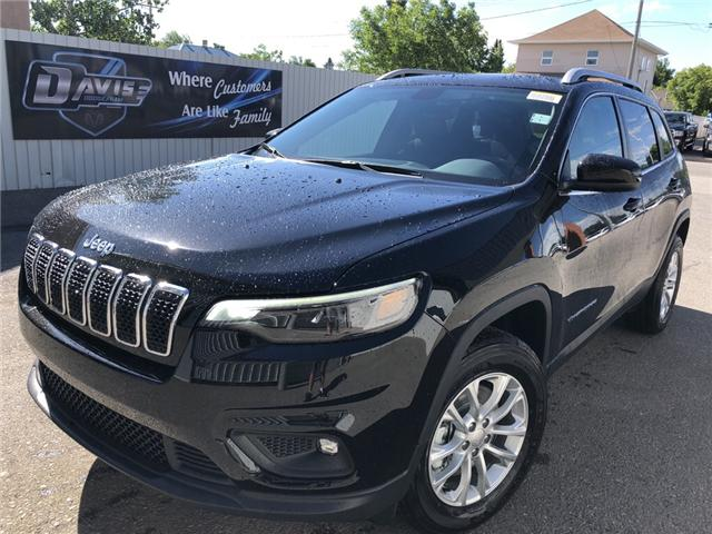 2019 Jeep Cherokee North (Stk: 13174) in Fort Macleod - Image 1 of 19