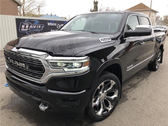 2019 RAM 1500 Limited (Stk: 14993) in Fort Macleod - Image 1 of 21