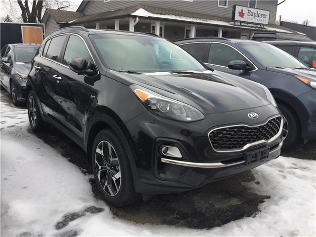 2020 Kia Sportage EX Tech (Stk: K20179) in Listowel - Image 1 of 8