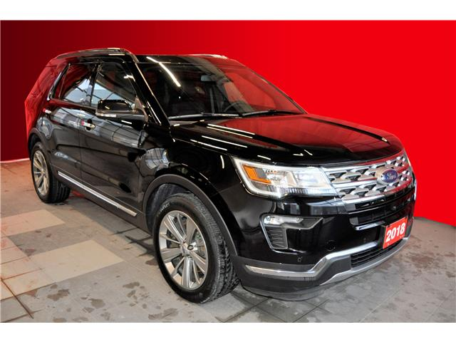 2018 Ford Explorer Limited (Stk: BB0446) in Listowel - Image 1 of 18
