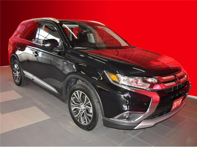 2018 Mitsubishi Outlander GT (Stk: BB0317) in Listowel - Image 1 of 14