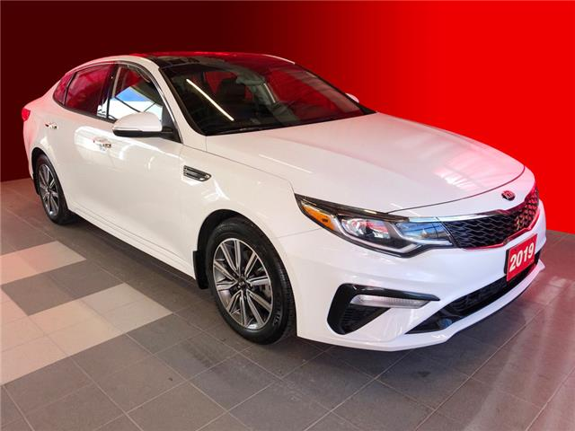 2019 Kia Optima EX Tech (Stk: BB0862A) in Listowel - Image 1 of 14