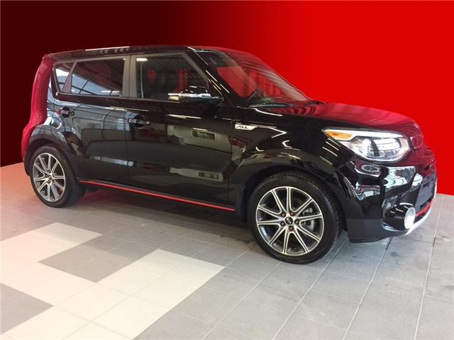 2018 Kia Soul SX Turbo (Stk: BB0871) in Listowel - Image 1 of 14